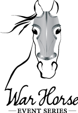 black War Horse logo