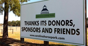 Support the Carolina Horse Park